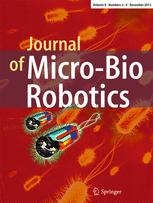 Journal of Micro-Bio Robotics
