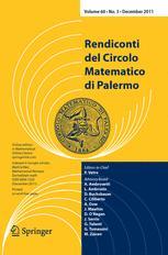 Rendiconti del Circolo Matematico di Palermo