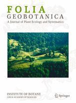 Folia geobotanica & phytotaxonomica