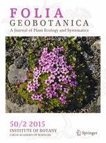 Folia Geobotanica