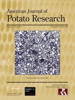 The American Potato Journal