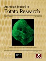 American Journal of Potato Research