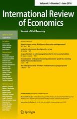 Rivista Internazionale di Scienze Economiche e Commerciali