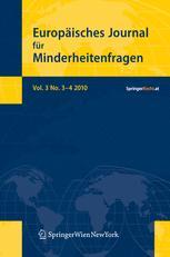 Europäisches Journal für Minderheitenfragen