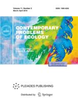 Contemporary Problems of Ecology