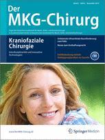 Der MKG-Chirurg 4/2012