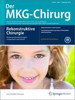 Der MKG-Chirurg