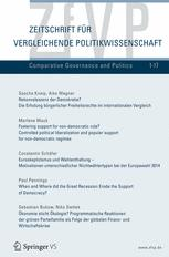 Zeitschrift für Vergleichende Politikwissenschaft