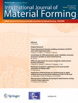 International Journal of Material Forming