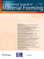 International Journal of Material Forming 3/2017