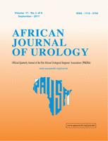 African Journal of Urology