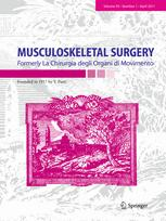 MUSCULOSKELETAL SURGERY