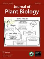 Journal of Plant Biology