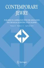 Jewish Sociology & Social Research