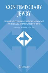 Contemporary Jewry