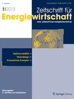 Zeitschrift für Energiewirtschaft
