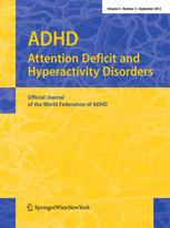 ADHD Attention Deficit and Hyperactivity Disorders