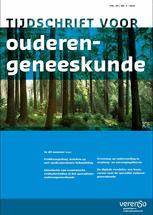 Tijdschrift voor Ouderengeneeskunde