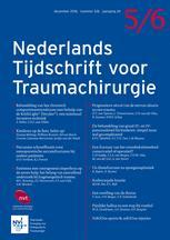 Nederlands Tijdschrift voor Traumachirurgie 5-6/2016