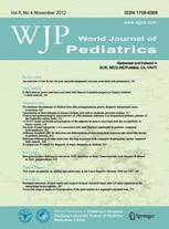 World Journal of Pediatrics