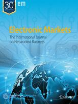 Electronic Markets cover image