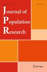Journal of the Australian Population Association