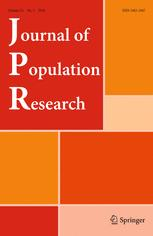 Journal of Population Research