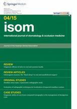 international journal of stomatology & occlusion medicine
