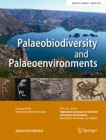 Palaeobiodiversity and Palaeoenvironments