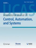 International Journal of Control, Automation and Systems