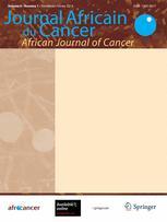 Journal Africain du Cancer / African Journal of Cancer