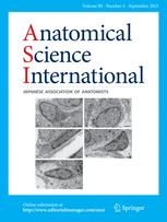 Anatomical Science International