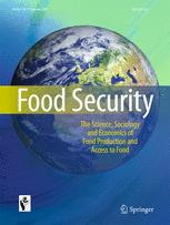 Declining global per capita agricultural production and warming oceans threaten food security