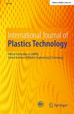 International Journal of Plastics Technology 1/2017