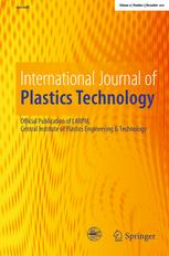 International Journal of Plastics Technology