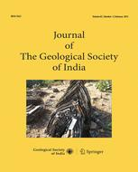 Journal of the Geological Society of India