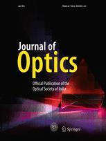 Journal of Optics