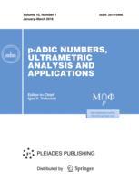 p-Adic Numbers, Ultrametric Analysis and Applications