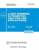 p-Adic Numbers, Ultrametric Analysis and Applications
