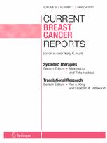 Current Breast Cancer Reports