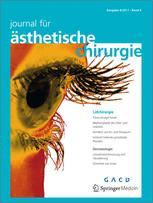 Journal für Ästhetische Chirurgie 4/2011