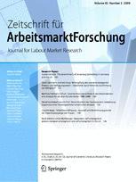 Zeitschrift für ArbeitsmarktForschung