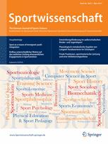 German Journal of Exercise and Sport Research