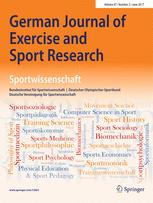 German Journal of Exercise and Sport Research 2/2017