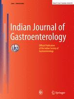 Indian  Journal of Gastroenterology