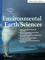 Environmental Earth Sciences