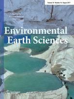 Environmental Earth Sciences