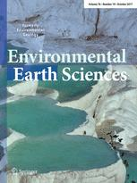 Environmental Earth Sciences 19/2017