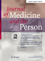 Journal of Medicine and the Person