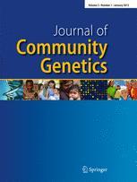 Journal of Community Genetics